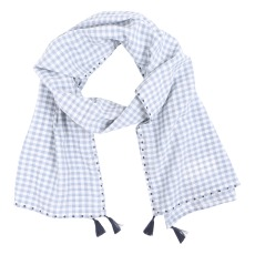 product-Emile et Ida Vichy scarf - Women's Collection -
