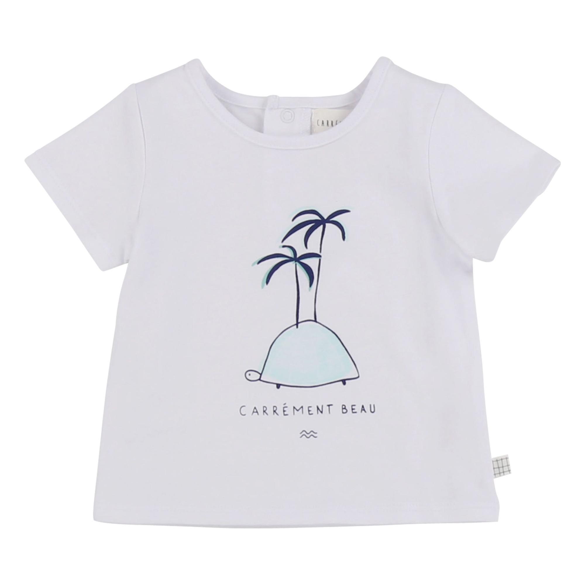 T-shirt Palmiers Bébé