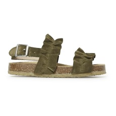 product-Angulus Ruffled Sandals