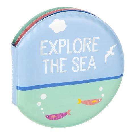 Livre Pour Le Bain Explore The Sea