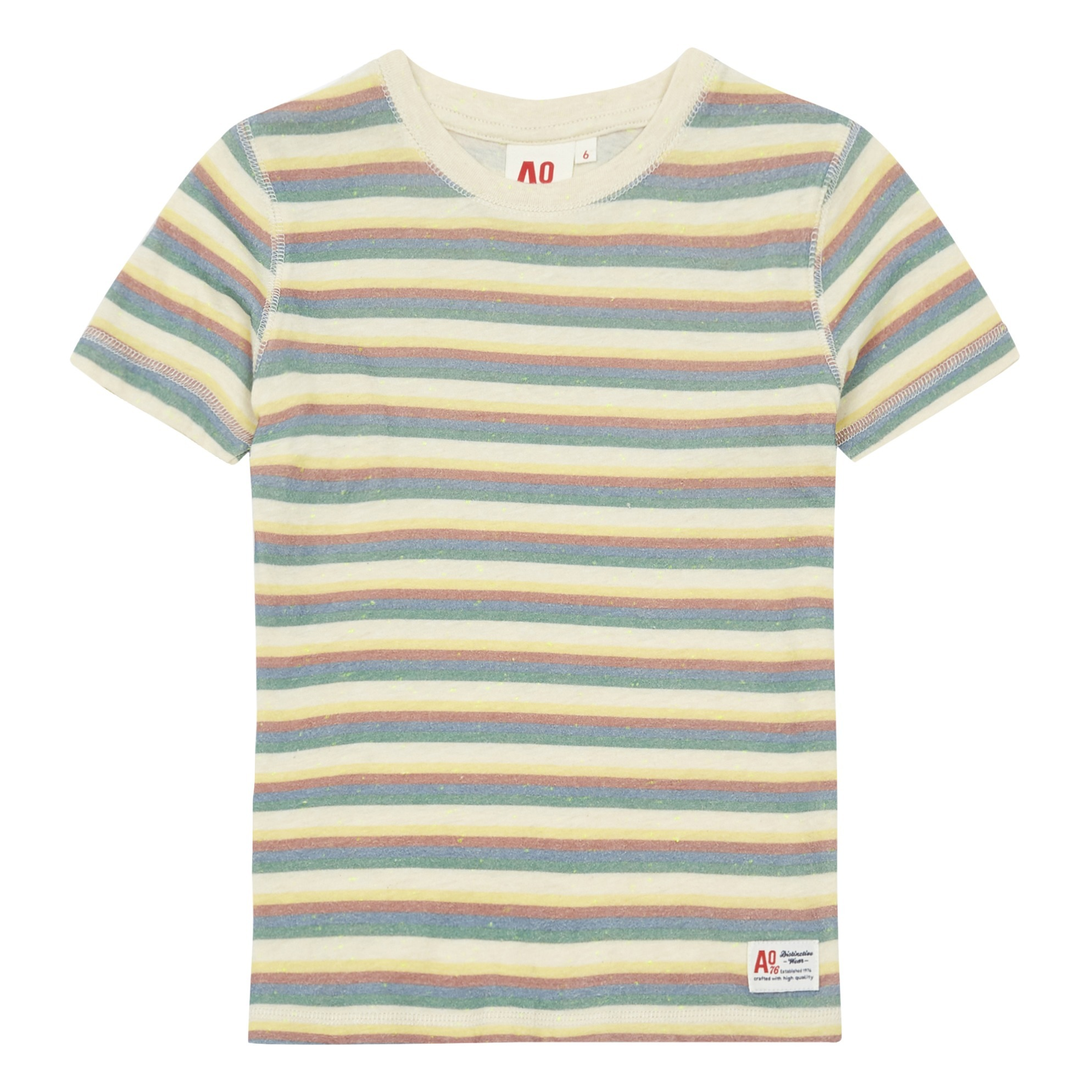 T-shirt Rayé Vintage