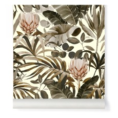 product-Maison Baluchon Tropical N°14 Non-Woven Wallpaper