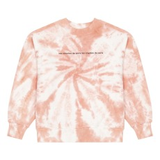 product-Les Coyotes de Paris Sweat Tie & Dye Milou