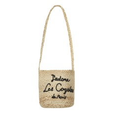 product-Les Coyotes de Paris Ariel Basket Bag