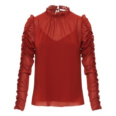 product-See by Chloé Blusa con frunces
