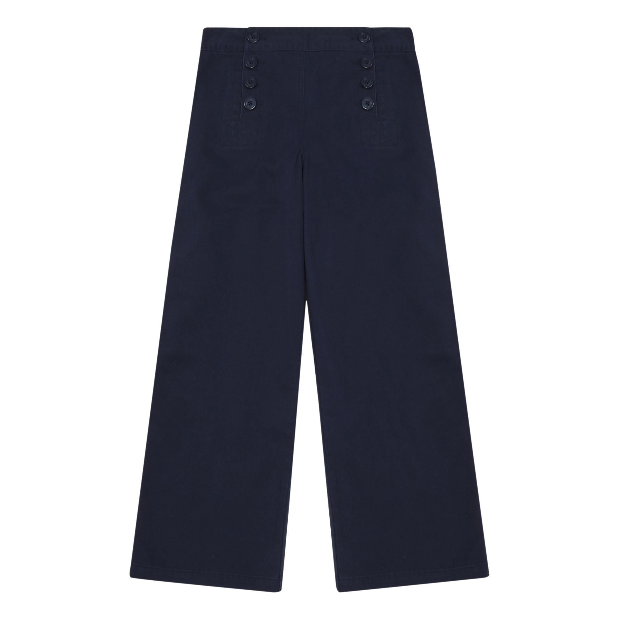 Pantalon Large Sailor