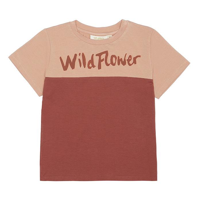 T-shirt Dominique Bicolore