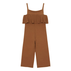 product-Maed For Mini Knitted organic cotton jumpsuit