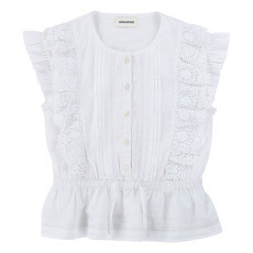 product-Zadig & Voltaire English Embroidery Blouse