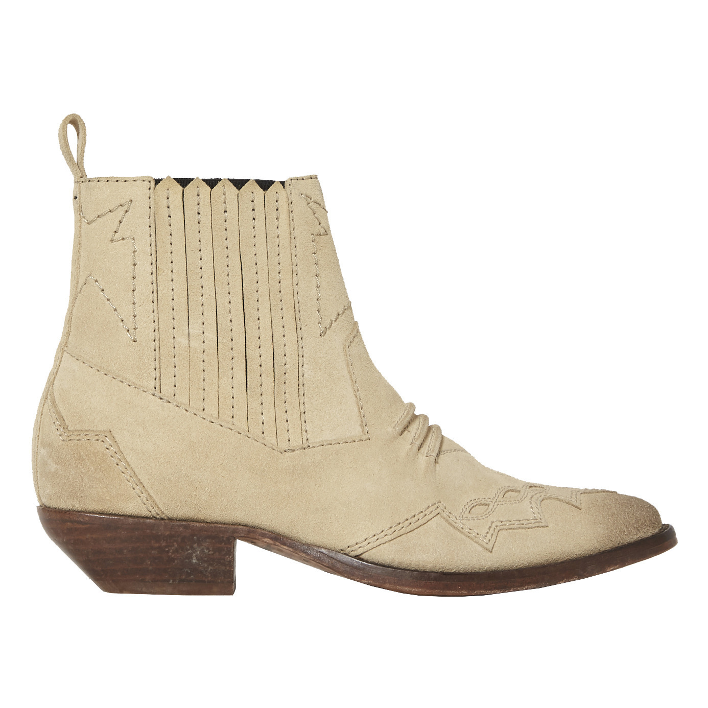 Boots Tucson Cuir Suede
