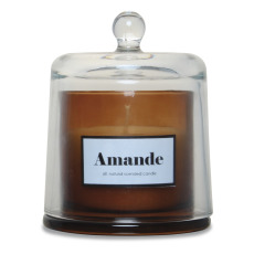 product-Smallable Home Sweet Almond Candle & Cloche