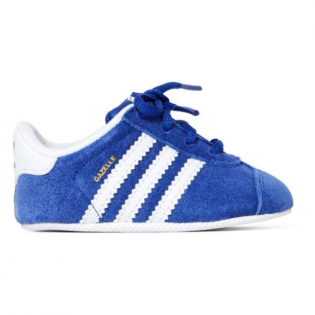Schuhe Gazelle Crib Königsblau
