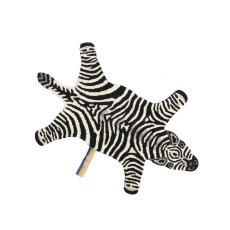 product-Smallable Home Zebra Wool Rug