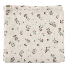product-garbo&friends Cotton muslin throw