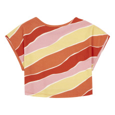 product-Hundred Pieces T-shirt waves cotone organico
