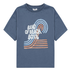 product-Hundred Pieces T-Shirt Coton Organic Band of Beach Boys