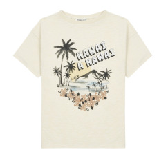 product-Hundred Pieces T-Shirt Coton Organic Kawai A Hawai