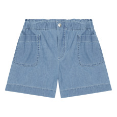 product-Hundred Pieces Chambray Shorts