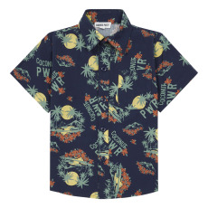 product-Hundred Pieces Hawaii Shirt