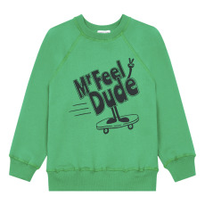 product-Hundred Pieces Mr Feel Dude Sweatshirt