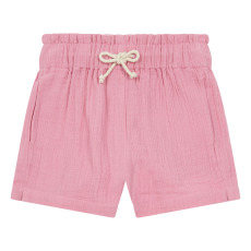 product-Hundred Pieces Cotton Gauze Shorts
