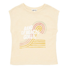 product-Hundred Pieces Camiseta Algodón Bio Beach Girls