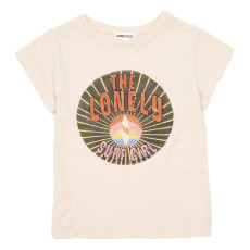 product-Hundred Pieces Lonely Surf Girl Organic Cotton T-shirt