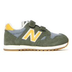 product-New Balance 520 Velcro Suede Trainers