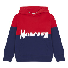 product-Moncler Two-tone sweatshirt
