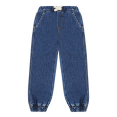 product-Hundred Pieces Denim Joggers