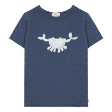 product-Buho T-shirt Coton Bio Crabe Cesar
