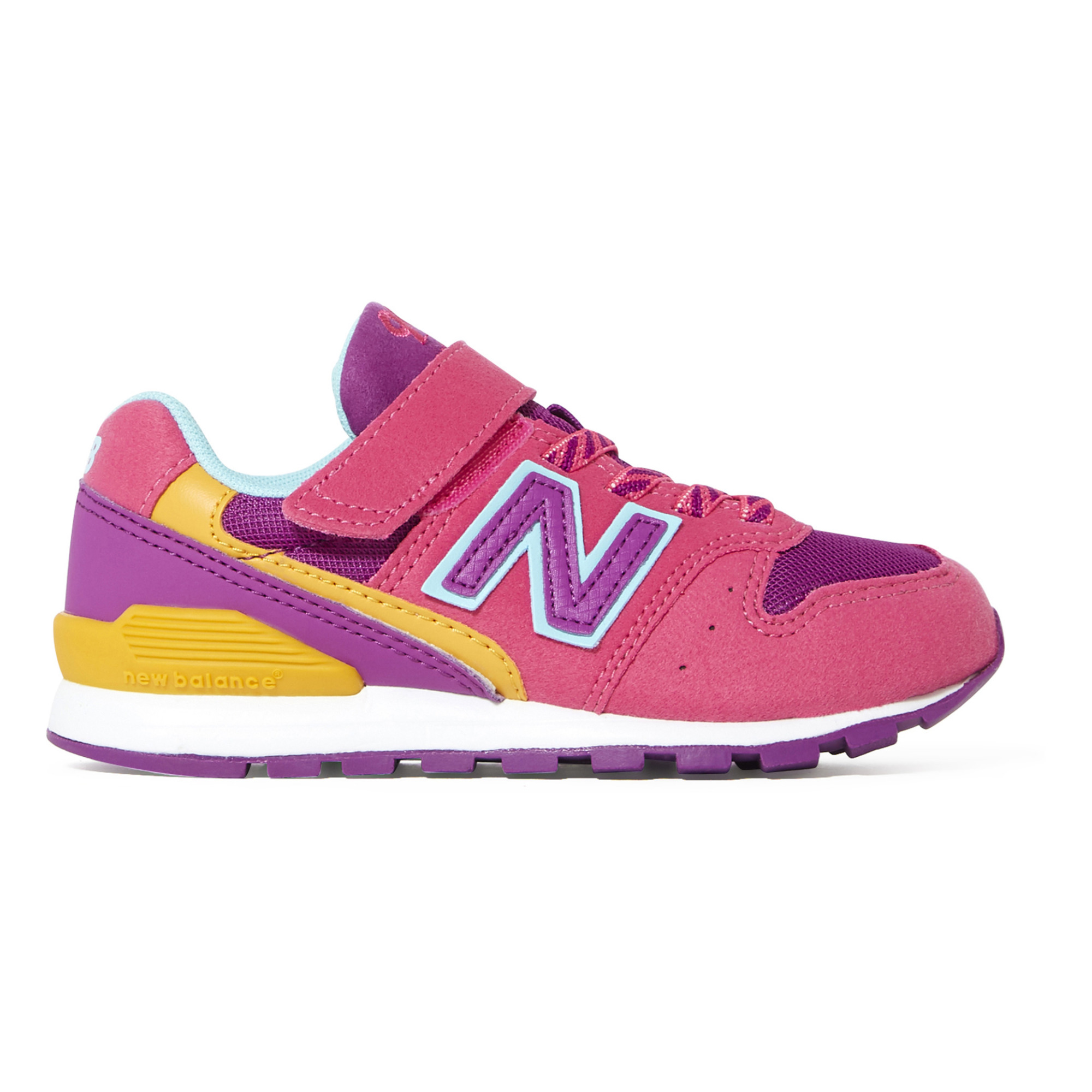 new balance velcro trainers