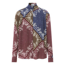 product-Valentine Gauthier Blouse Paisely Zeppelin