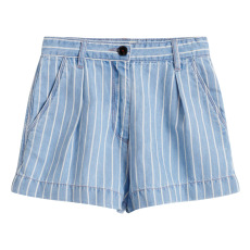 product-Bellerose Short Fluide Papie
