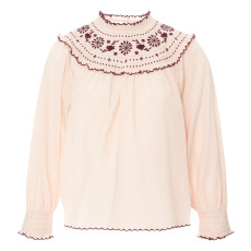 product-The Great Blouse Brodée The Holland