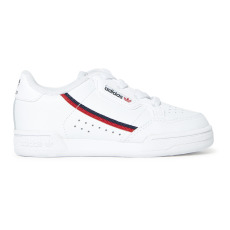 product-Adidas Baskets Cuir Lacets Elastiqués Continental 80