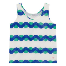product-Bobo Choses Sea Organic Cotton Tank Top - Women's Collection -