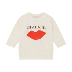product-Bobo Choses Sweat Chachacha Coton Bio