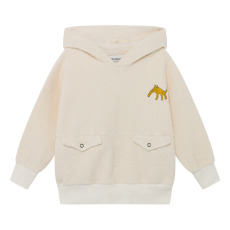 product-Bobo Choses Organic Cotton Bouclette Sweatshirt