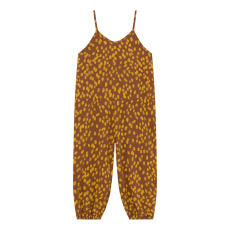 product-Bobo Choses Organic Cotton Leopard Jumpsuit