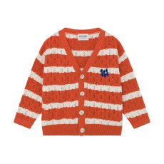 product-Bobo Choses Cardigan  Ajouré Coton Bio