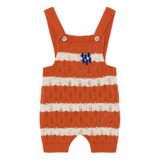 product-Bobo Choses Openwork Dungarees