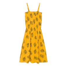 product-Bobo Choses Robe Longue Ananas Coton Bio
