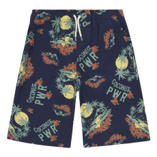 product-Hundred Pieces Hawaii Bermuda Shorts