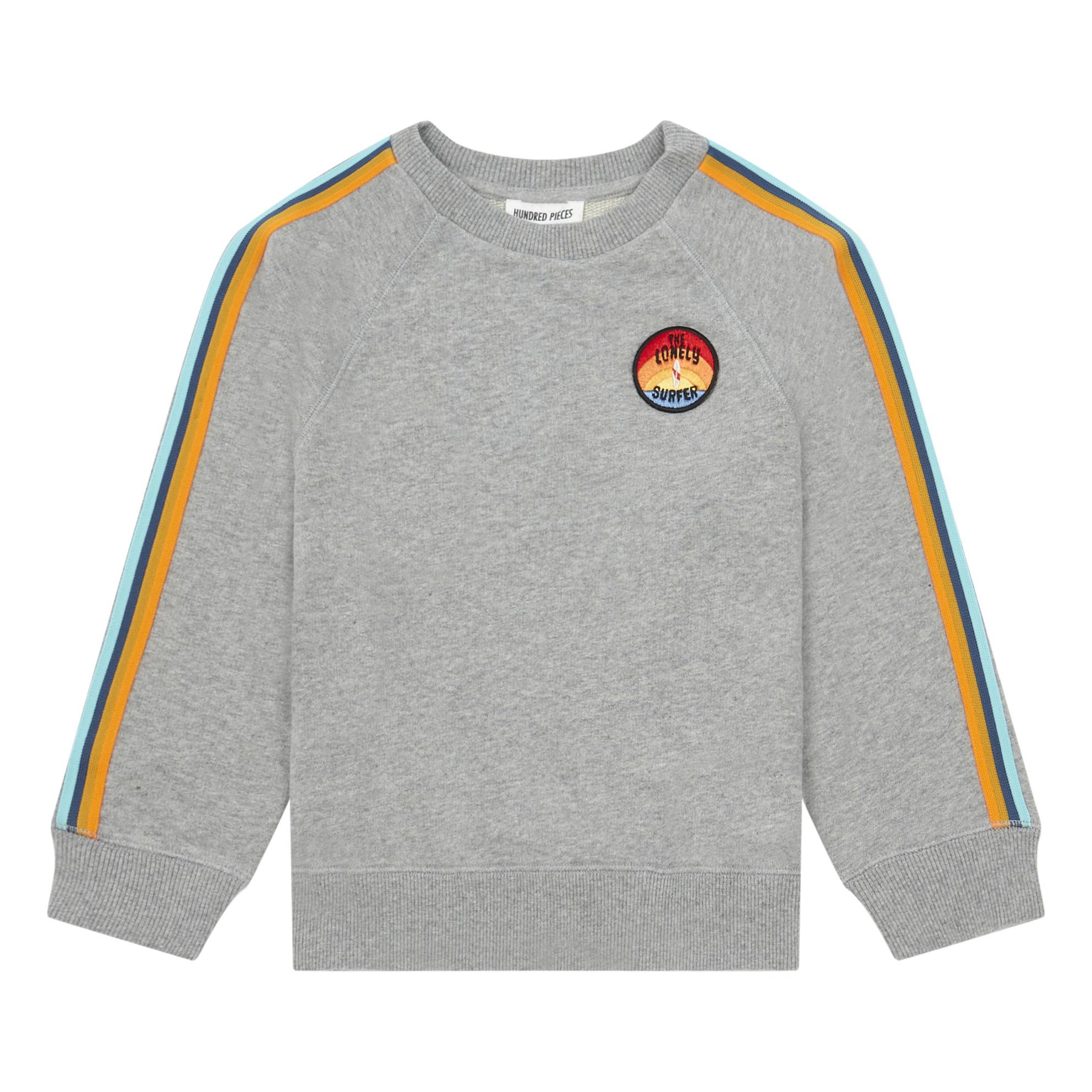 Sweatshirt Bio-Baumwolle Surfer Must-Have Vorschlag 4210