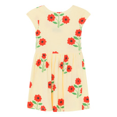 product-The Animals Observatory Vestido Punto Flores Butterfly