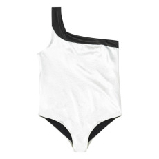 product-Little Creative Factory Asymmetrical One-Piece Swimsuit