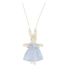 product-Meri Meri Rabbit doll necklace