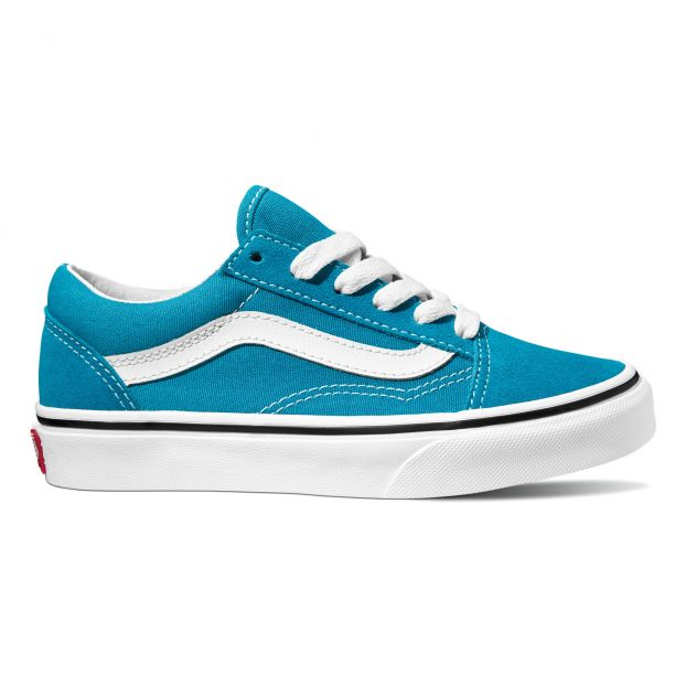 vans bleu ciel old skool