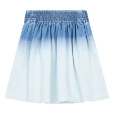 product-Stella McCartney Kids Tye die denim skirt